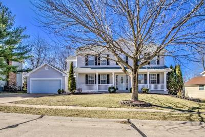 Single Family Home For Sale: 1169 English Saddle Road