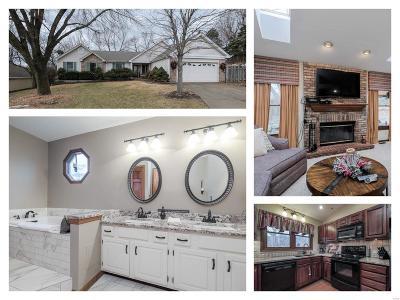 Bridgeton Single Family Home For Sale: 12032 Jacobson