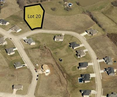 Cape Girardeau County Residential Lots & Land For Sale: 3080 Clear Spring Place