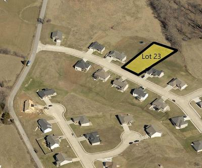 Cape Girardeau County Residential Lots & Land For Sale: 3056 Prairie View Trail