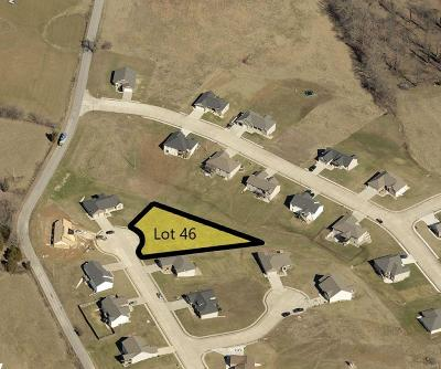Cape Girardeau County Residential Lots & Land For Sale: 2980 Vista Ridge Place