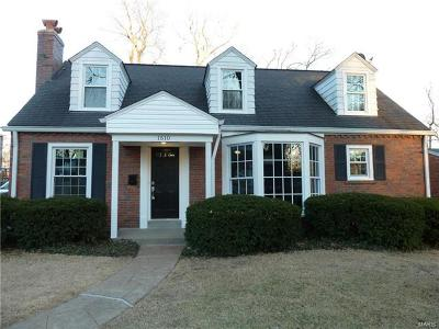 St Louis Single Family Home Coming Soon: 1510 Holly Drive