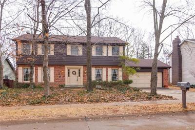 Chesterfield Single Family Home For Sale: 15658 Heathercroft