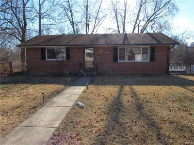 Collinsville Single Family Home For Sale: 904 Pennsylvania