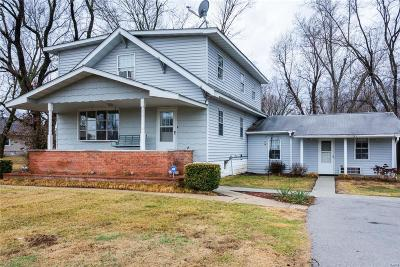 Edwardsville Single Family Home For Sale: 2863 Idle Acres Lane