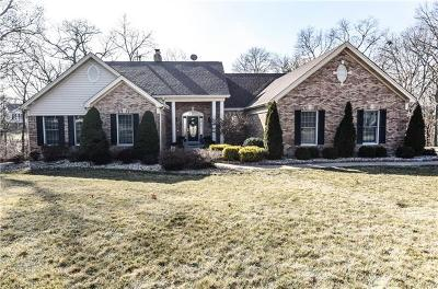 Wildwood Single Family Home For Sale: 1601 Ashford Hill