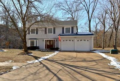 Manchester Single Family Home Contingent No Kickout: 837 Mayfair Park Court
