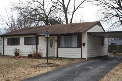 Florissant Single Family Home For Sale: 690 Fifth Plaza