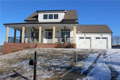 Cape Girardeau County Single Family Home For Sale: 694 Cloverdale Ranch Road