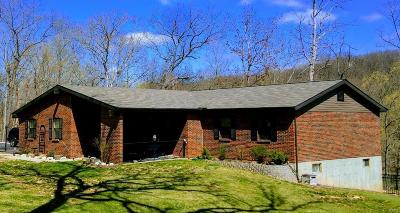 Eureka Single Family Home For Sale: 153 Shady Hollow