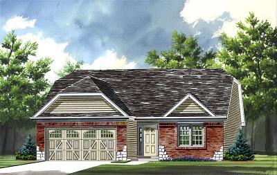 Wentzville Condo/Townhouse For Sale: Tbb-Clayton 3 Bdr Free Stdg
