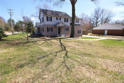 St Louis Single Family Home For Sale: 732 Wayfield Drive
