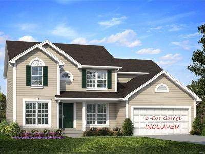 Single Family Home For Sale: 1341 Woodgrove Park