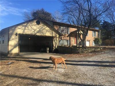 Single Family Home For Sale: 5428 Old Gutermuth Road