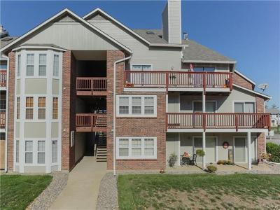 Condo/Townhouse For Sale: 327 Shirley Ridge