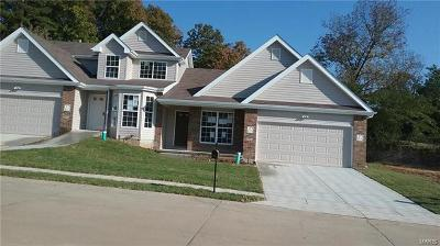 Arnold Single Family Home For Sale: To Be Built Willow Model