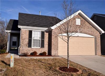Wentzville MO Single Family Home For Sale: $184,900