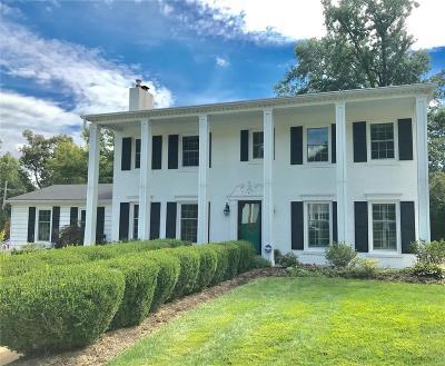 Single Family Home For Sale: 4 Deer Creek Woods Drive