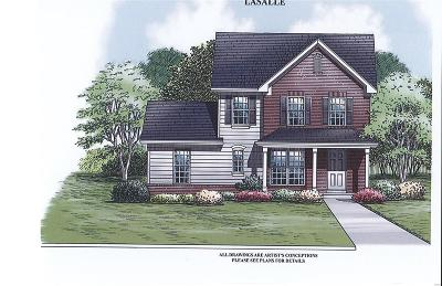 St Louis Single Family Home For Sale: Lasalle Model - Tbb
