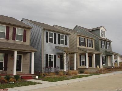 St Louis Single Family Home For Sale: Tbb Carondelet Model