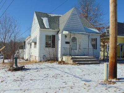 Hannibal MO Single Family Home For Sale: $29,500