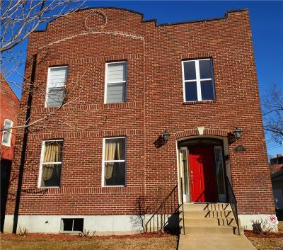 St Louis Single Family Home For Sale: 2115 Victor Street