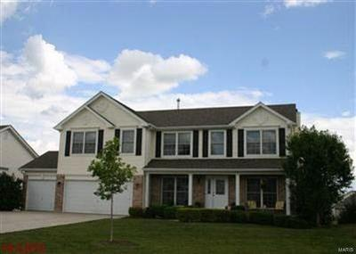 St Peters Single Family Home For Sale: 5 Fishers Hill Drive