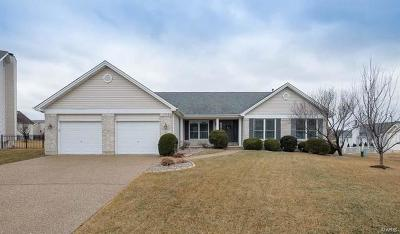 Wentzville MO Single Family Home For Sale: $314,900