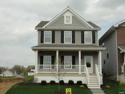 St Louis Single Family Home For Sale: Marquette Model