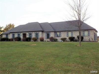 Troy IL Single Family Home For Sale: $368,000