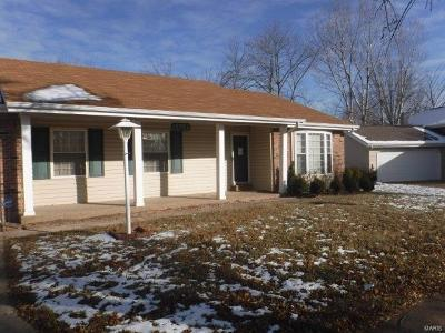 Single Family Home For Sale: 12753 Hazenmore