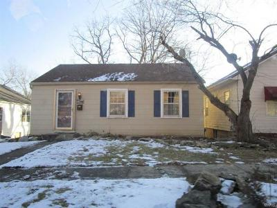 Hannibal MO Single Family Home Contingent No Kickout: $54,500