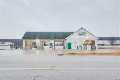 Alton Commercial For Sale: 3495 Fosterburg Road
