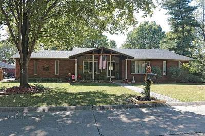 Cape Girardeau County Single Family Home For Sale: 1729 Surrey Lane