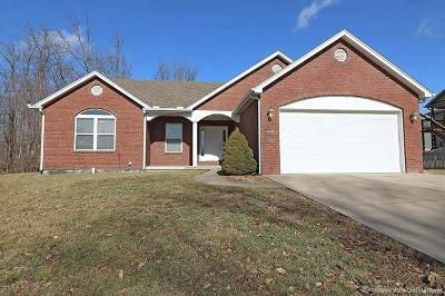 Cape Girardeau County Single Family Home For Sale: 2640 Cobblestone