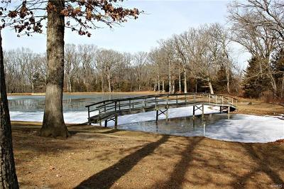 Wright City Farm For Sale: 16297 N Service Road