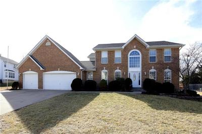St Peters Single Family Home For Sale: 4834 Greenburg Drive