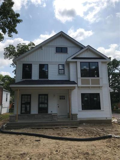 Glendale Single Family Home For Sale: 502 Venneman Avenue #UC