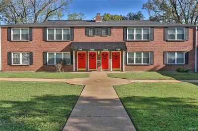 Multi Family Home For Sale: 7723 Wild Plum Avenue