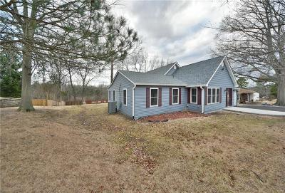 Byrnes Mill Single Family Home For Sale: 3786 South Lakeshore Drive