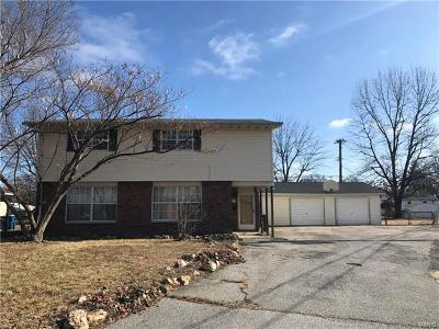 Madison County Single Family Home For Sale: 721 Lincoln Avenue