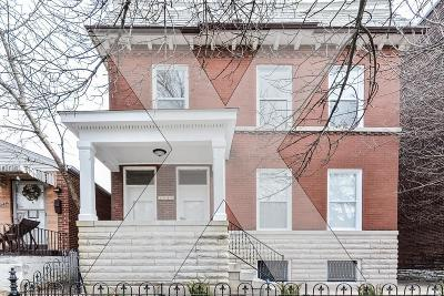 St Louis City County Single Family Home For Sale: 3448 Iowa Avenue
