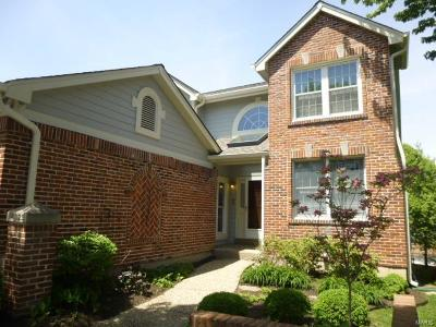 Chesterfield Condo/Townhouse For Sale: 14029 Woods Mill Cove Drive