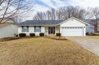 St Peters Single Family Home Option: 1291 Colby Drive