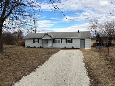 Cahokia Single Family Home For Sale: 231 Nadine Street