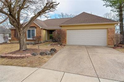 Grover Single Family Home For Sale: 504 Robin Crest Court