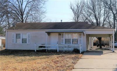 Kirkwood Single Family Home For Sale: 11218 Big Bend Road