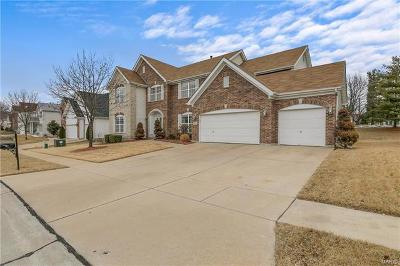 Single Family Home Contingent Short Sale: 3931 Hermans Orchard Court