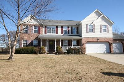 Swansea Single Family Home For Sale: 4374 Redfield Drive