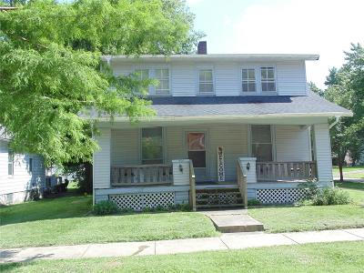 Highland Single Family Home For Sale: 1500 13th Street